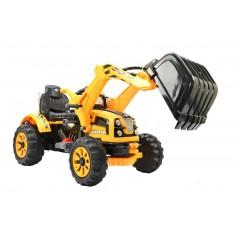 Kinderfahrzeug - Elektro Auto Baufahrzeug / Traktor - 12V7AH Akku,2 Motoren