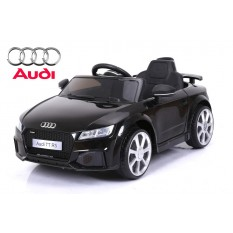 "Kinderfahrzeug - Elektro Auto ""Audi TTRS"" - lizenziert - 12V7AH Akku und 2 Motoren- Ferngesteuert +MP3"