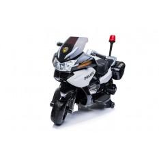"""Elektro Kindermotorrad - """"Polizei Design -118""""- 12V7A Akku, 2 Motoren"""