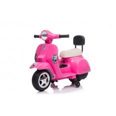 "Kinderfahrzeug - Elektro Kindermotorrad ""Mini Vespa"" - Lizenziert - 6V"