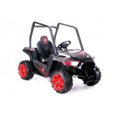 "Kinderfahrzeug - Elektro Auto ""Buggy 604"" - 12V7AH Akku,4x Motoren, Allradantrieb, Ledersitz - 2,4Ghz +MP3"