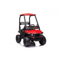 """Kinderfahrzeug - Elektro Auto """"Buggy 929"""" - 12V7AH Akku,2x Motoren, Ledersitz - 2,4Ghz +MP3"""