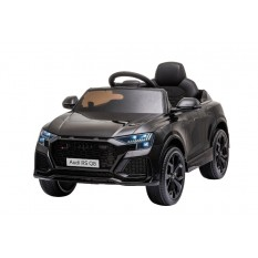 "Kinderfahrzeug - Elektro Auto ""Audi RS Q8"" - lizenziert - 12V7A Akku und 2 Motoren- 2,4Ghz + MP3 + Leder + EVA"