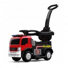 Elektro Kinderfahrzeug - Rutscher in Feuerwehr Design - 6V4,5Ah mit Sirene