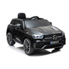 """Kinderfahrzeug - Elektro Auto """"Mercedes GLE450"""" - lizenziert - 12V7AH Akku + 2,4Ghz+Ledersitz+EVA"""