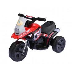 "Kinderfahrzeug- Elektro ""Kindermotorrad 318"" - Dreirad - 3 Farben zur Auswahl"