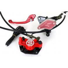 Ersatzteil: Bremssystem vorne für E-Scooter Chopper CP-4 - Hinten