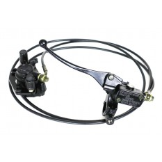 Ersatzteil: Bremssystem vorne für Coco Bike H001, CP-1 - Hinten