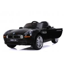 "Kinderfahrzeug - Elektro Auto ""BMW Z8"" - lizenziert - 12V7AH, 2 Motoren- 2,4Ghz Fernsteuerung, MP3, Ledersitz+EVA"