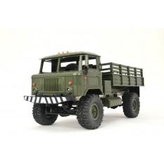 RC Soviet Union Militär Truck 1:16 mit 2,4Ghz, Allradantrieb von Heng Long - Neuheit