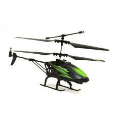 "RC 3 Kanal Hubschrauber, Aluminium ""CX088"" -GYRO -grün"