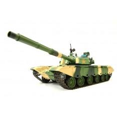 """RC Panzer """"ZTZ 99"""" 1:16 Heng Long -Rauch&Sound + Metallgetriebe und 2,4Ghz"""