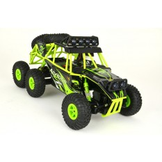 RC Rock Crawler 1:18 Monster Truck 6WD von WL-Toys - 2,4Ghz