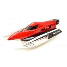 "RC Racing Boot ""WL-Toys L915"" Brushless Motor, ESC, Servo, 45 km/h  - mit Lipo und 2,4Ghz"