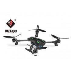 "RC FPV Quadrocopter - 2.4 Ghz UFO - 6 Achsen Gyro - mit HD- Kamera ""WL Toys Q323E"" -WiFi"