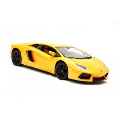 RC Auto Lamborghini Aventador mit Lizenz-1:14-gelb