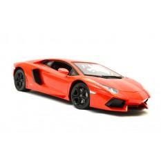 RC Auto Lamborghini Aventador mit Lizenz-1:14-orange