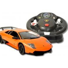 RC Auto Lamborghini Murcielago lizenziert - mit Lenkrad-1:14