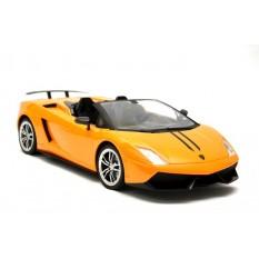 """RC Auto Lamborghini Galardo Superleggera Cabrio """" LP 560-4"""" mit Lizenz-1:14-gelb"""