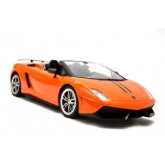 "RC Auto Lamborghini Galardo Superleggera Cabrio "" LP 560-4"" mit Lizenz-1:14-orange"