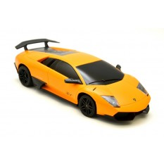 RC Auto Lamborghini Murcielago mit Lizenz - 1:24 -orange