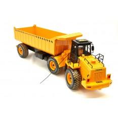 """RC Truck 4 Kanal LKW Muldenkipper, Dumper """"078A-2""""- 1:18"""