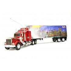 RC Truck LKW - 56cm -rot