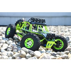 RC Elektro Monster Truck 1:12 mit 2,4Ghz - Allradantrieb  - 50 km/h - von WL Toys