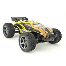 """RC Elektro Truggy 1:12 mit 2,4Ghz , 45 km/h """"WL Toys 404"""" 4WD"""