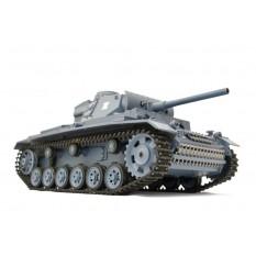 """RC Panzer """"Kampfwagen III"""" 1:16 Heng Long -Rauch&Sound - mit 2,4Ghz Fernsteuerung"""