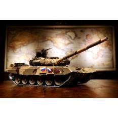 "RC Panzer ""Russland T90"" Heng Long 1:16 mit Rauch&Sound + 2,4Ghz - Pro Modell"