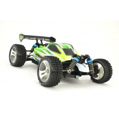 "RC Monstertruck ""WL Toys A959-B"" 1:18 - 4WD - 60+ km/h schnell mit LiPo + 2,4Ghz"