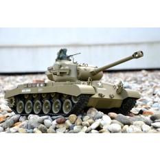 "RC Panzer ""Snow Leopard"" Heng Long 1:16 mit Schussfunktion - Rauch - Sound - 2,4Ghz"