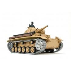 """RC Panzer """"Tauchpanzer III"""" 1:16 Heng Long -Rauch&Sound und 2,4Ghz + Metallkette und Metallgetriebe + PRO"""