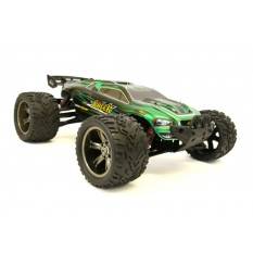 "RC Truggy V2 ""Super Excited Racer"" 1:12, 2.4Ghz, 40+ km/h - Voll Proportional-grün"