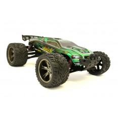 "RC Truggy V2 ""Super Excited Racer"" 1:12, 2.4Ghz, 40+ km/h - Voll Proportional-grün"