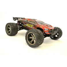 "RC Truggy V2 ""Super Excited Racer"" 1:12, 2.4Ghz, 40+ km/h - Voll Proportional-rot"