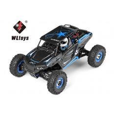 """RC Elektro Monster Truck 1:12 mit 2,4Ghz, 50 km/h, Allradantrieb """"Storm 428B"""" von WL Toys"""