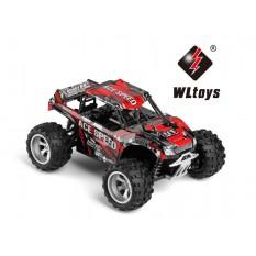 """RC Elektro Monster Truck 1:18 mit 2,4Ghz, Allradantrieb """"WL 8404"""" von WL Toys"""