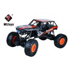 """RC Elektro Monster Truck 1:10 mit 2,4Ghz, 25 km/h, Allradantrieb """"Crawler 428D"""" von WL Toys"""
