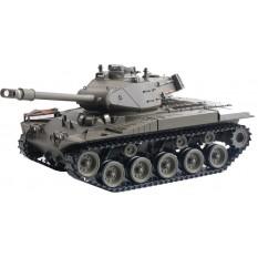"""RC Panzer M41 A3 """"WALKER BULLDOG"""" Heng Long -Rauch&Sound+Metallgetriebe und 2,4Ghz"""