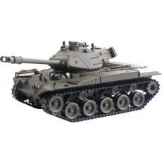 "RC Panzer M41 A3 ""WALKER BULLDOG"" Heng Long -Rauch&Sound+Stahlgetriebe und 2,4Ghz -V 6.0"