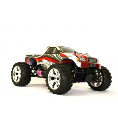 "RC Verbrenner Monstertruck ""HSP Monster"" 3,0ccm 1:10-2,4GHZ-rot"