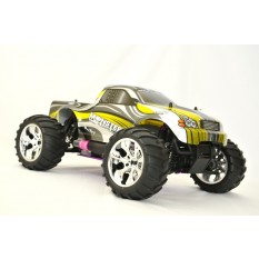 "RC Verbrenner Monstertruck ""HSP Monster"" 3,0ccm 1:10-2,4GHZ-gelb"