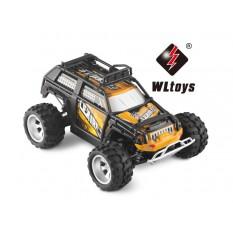 """RC Elektro Monster Truck 1:18 mit 2,4Ghz, 50 km/h, Allradantrieb """"A979-4"""" von WL Toys"""