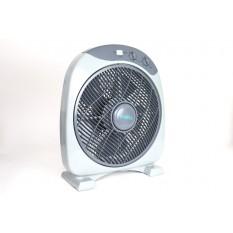 Howell Ventilator Tischventilator mit Timer in Grau