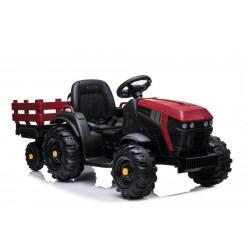 Elektro Kinderfahrauto - Elektro Traktor 925 - 12V7A Akku,2 Motoren 35W mit 2,4Ghz Fernsteuerung und Anhänger