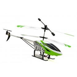 """RC 3,5 Kanal Hubschrauber, Aluminium """"CX020"""" -GYRO -50cm -grün"""