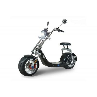 Elektro Scooter Coco Bike mit Straßenzulassung bis zu 45 km/h schnell - ca. 40 km Reichweite, 60V   12AH Lithium Akku -C14