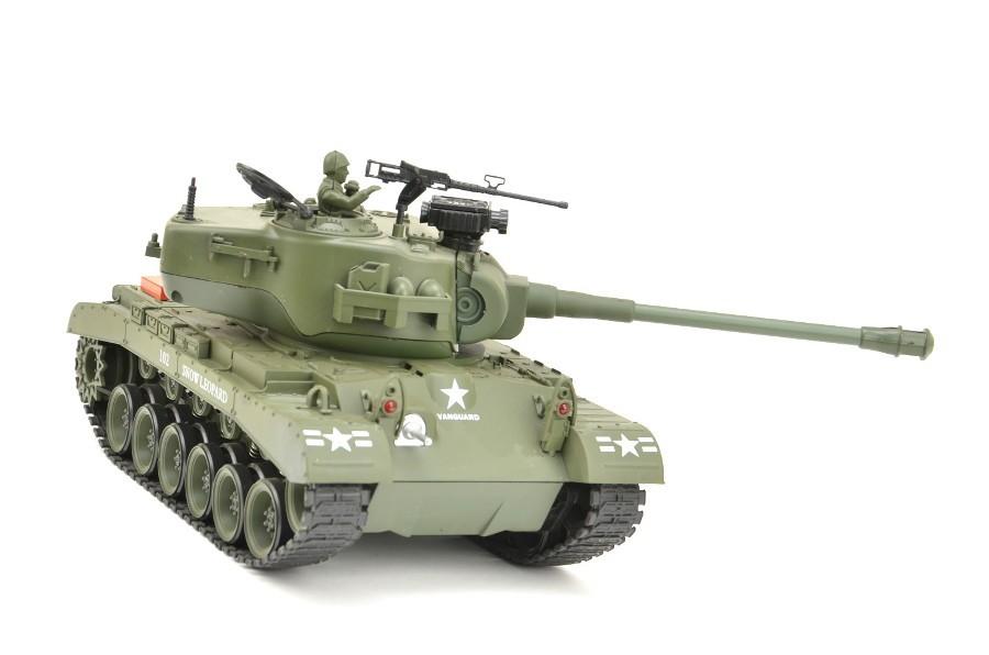 rc panzer snow leopard 1 20 mit schuss und sound b3. Black Bedroom Furniture Sets. Home Design Ideas